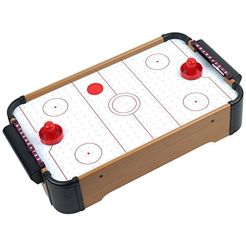 Blazing Air Hockey - Fast Paced Action Game - Lots of Fun For Kids- Durable with Strong High Powered Fan for Blazing Speed by Point Games
