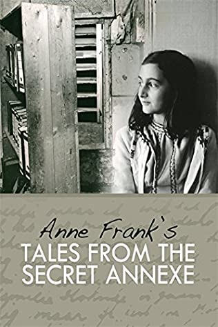 book cover of Tales from the Secret Annex