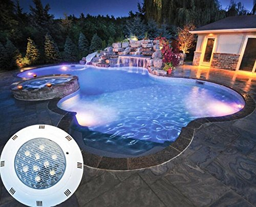 Best to Buy 12V Color Changing RGB 54Watt Pool Lights LED450w Halogen Bulb Replacement & Amazon.com: Best to Buy 12V Color Changing RGB 54Watt Pool Lights ...