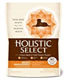 Holistic Select Natural Dry Weight Management Dog Food, 5.5-Pound Bag