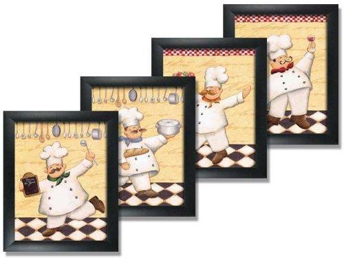 chef kitchen wall art - 6