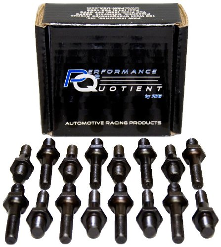 PRW 1200407 1.900' Height 7/16' Pro Series Rocker Arm Stud - Pack of 16