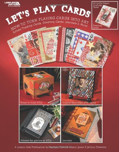 Download Let's Play Cards  (Leisure Arts #3935) pdf