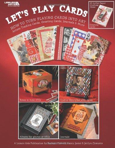 Download Let's Play Cards  (Leisure Arts #3935) pdf epub
