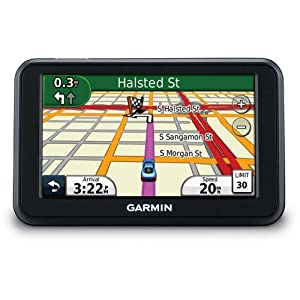Garmin Nuvi  Inch Portable Gps Navigatorus And Canada