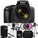 Nikon COOLPIX P900 Digital Camera (Bl...