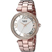 Burgi BUR148RG Womens Bracelet Watch