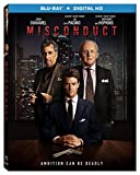 Misconduct [Blu-ray + Digital HD]