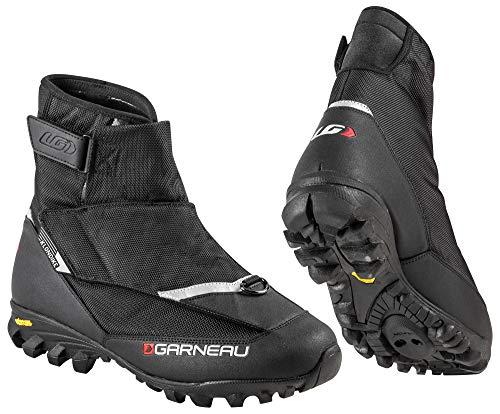 Louis Garneau Men's Klondike Winter Bike Shoes, Black, US (9), EU (42)