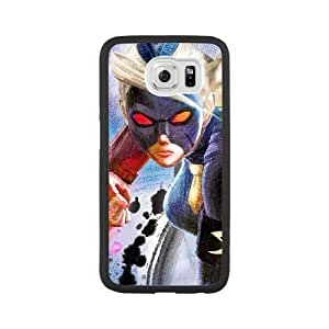 The best gift for Halloween and Christmas Samsung Galaxy S6 Cell Phone Case Black Ultra Street Fighter IV Decapre RPR6670635