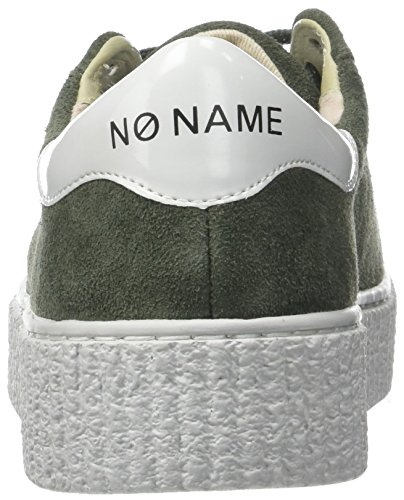 Femme Picadilly Sneaker Baskets Name Basses Vert No Tilleul Suede xTEqY55w