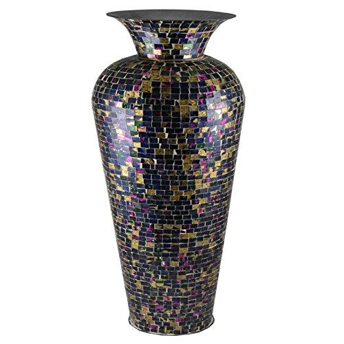 Essential D/écor /& Beyond EN80435 Mosaic Vase