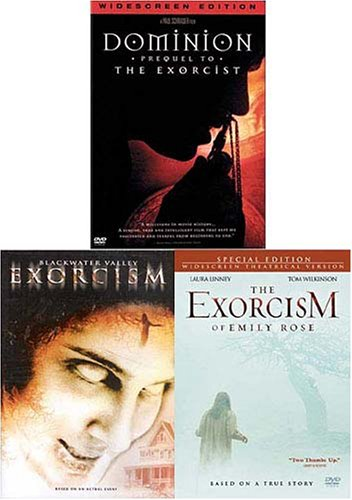 Blackwater / Dominion / The Exorcism of Emily Rose (3 pack)