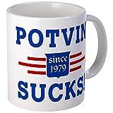 CafePress - Potvin Sucks 1979
