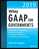 img - for Wiley GAAP for Governments 2019: Interpretation and Application of Generally Accepted Accounting Principles for State and Local Governments book / textbook / text book