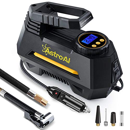 AstroAI Portable Compressor Inflator Motorcycle product image
