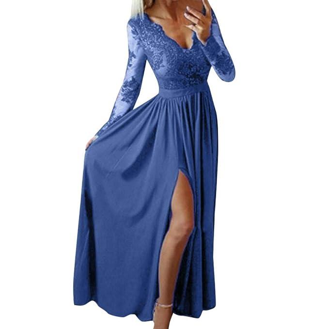 1fdbf3f62d0e Vestidos de Fiesta Mujer Largos Elegantes Mosstars Vestido Largo ...