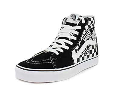 33fbd9799e Vans Men s Sk8-hi(tm) Core Classics (6.5 M US Women
