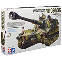 Tamiya Italeri Series No.22 1/35 Bundeswehr M109A3G self-propelled artillery 37022