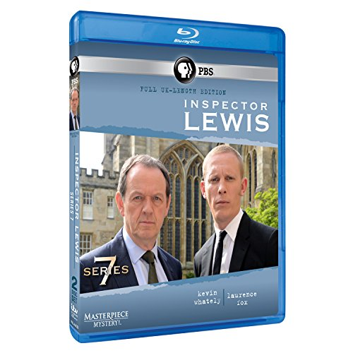 Blu-ray : Masterpiece Mystery: Inspector Lewis 7 (Blu-ray)