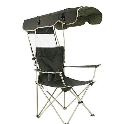 Amazon.com : ASdf Outdoor Portable Folding Chair Detachable ...
