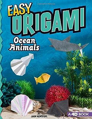 Origami Sea Creatures   400x312