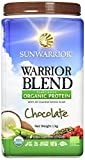 Sunwarrior Warrior Blend Plant Based Organic Protein Chocolate, 2.2 lbs Review