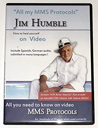 MMS Protocols by Jim Humble - Bonus Material: How to Make an