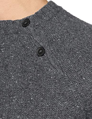 Sweater Benetton s Bianco United Colors Felpa L grigio Uomo Of t4qgxwxEnF