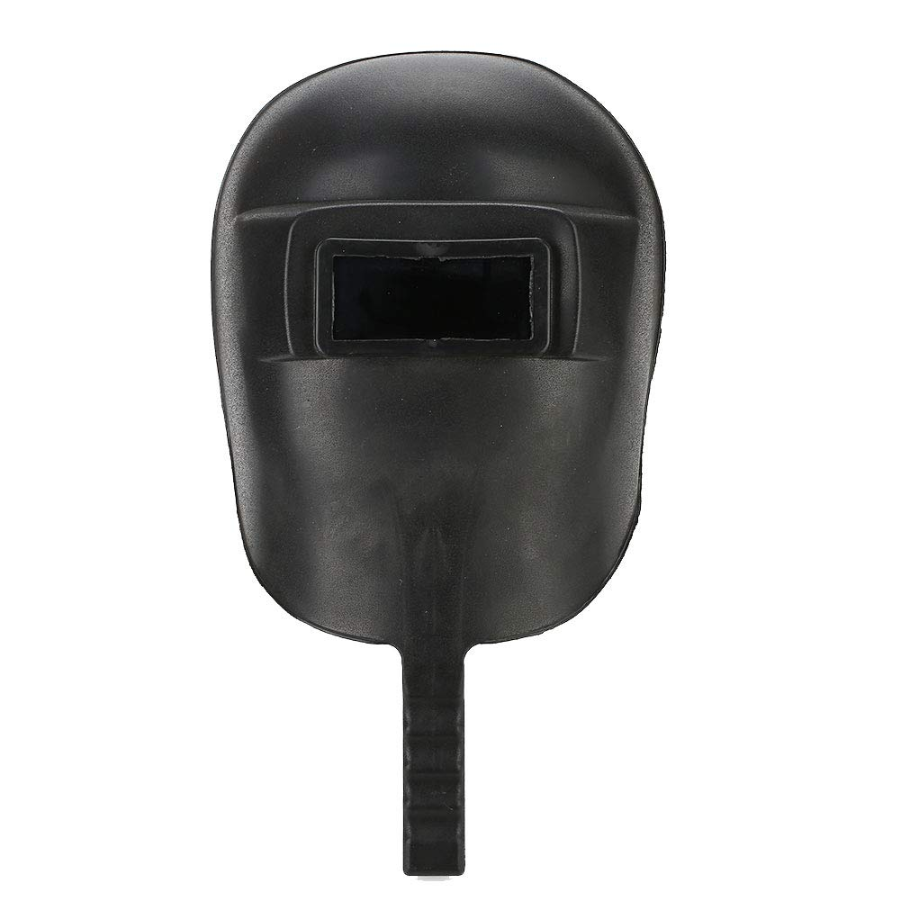 SSXY Handheld Welding Mask Plastic Face Welding Helmet Safety Protection Tool for Welder with Handle