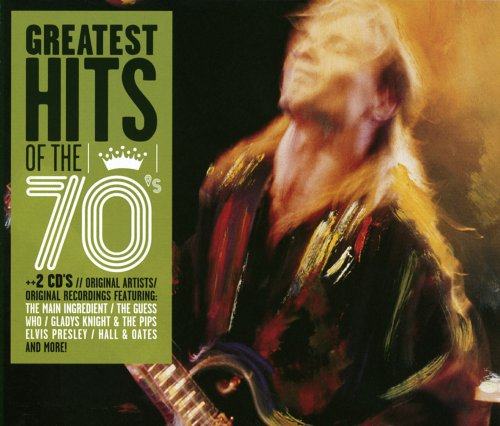 Greatest Hits Of The 70's (2 CD Set) (Greatest Classic Cd Rock Hits)