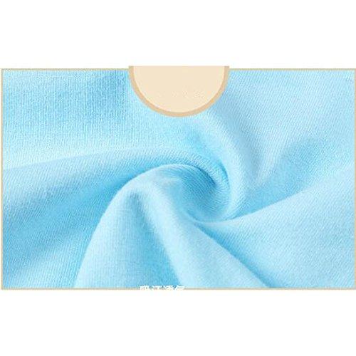 Azzurro Underwear multicolore Cotton Pack puro morbido vestibilità Ladies traspirante Multicolor la jacquard in in con traspirante Comodi 3 migliore Waist sexy cotone Alamor e Azzurro Xxl slip xXfOwSnSq