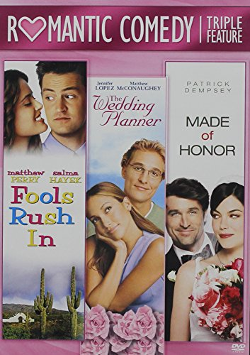 Fools Rush in / Made of Honor / Wedding Planner