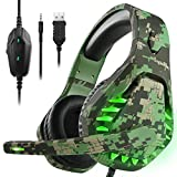 Best Gaming Headsets - ENVEL Noise Cancelling Gaming Headset with 7.1 Surround Review
