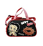 Betty Boop Tribal Pochette Handbag Cosmetic Vanity Bag School Travel Pb