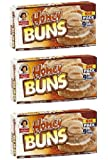 Little Debbie Honey Buns, (3 Big Pack Boxes)