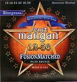 Curt Mangan 80/20 Bronze Bluegrass 12-56