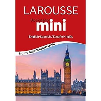 mini diccionario visual español ingles larousse pdf