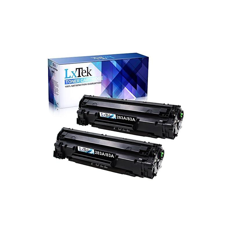 LxTek Compatible for HP 83A CF283A Toner