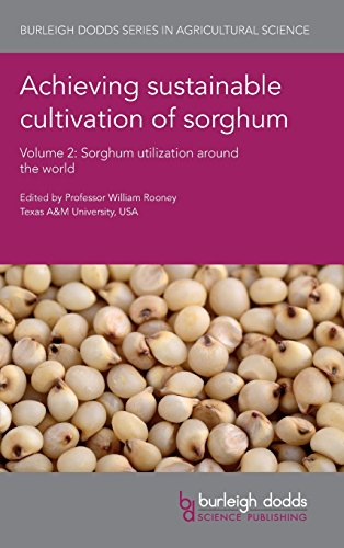 Achieving sustainable cultivation of sorghum Volume 2: Sorghum utilization around the world (Burleigh Dodds Series in Agricultural Science)
