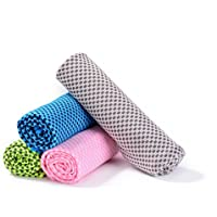 YLD(2 PackCooling Towel ,cooling towels for neck,...
