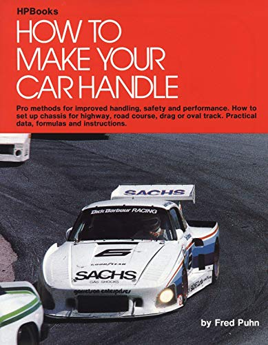 How to Make Your Car Handle - http://medicalbooks.filipinodoctors.org