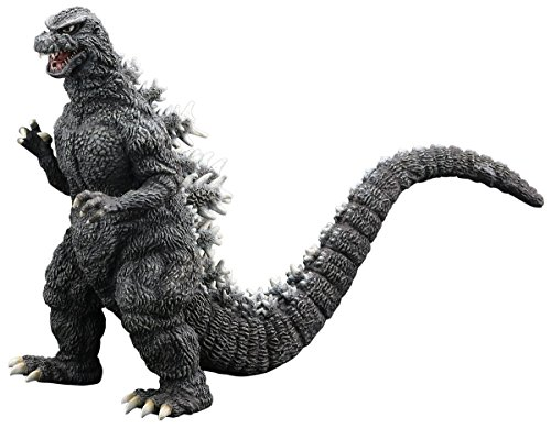 Sci-Fi MONSTER soft vinyl model kit collection Godzilla 1984 About 20 cm PVC Unpainted assembly kit (Version Vinyl Model Kit)