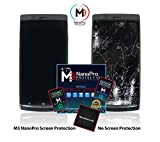 M3 NanoPro - Liquid Nano Screen Protection for Smartphones - No More CRACKS, SCRATCHES or BACTERIA - Make Your Screen 1000% STRONGER - Fits iPhone, Galaxy, Pixel, One Plus and more