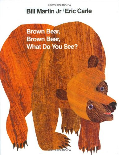 Brown Bear, Brown Bear, What Do You See? (Eric Carle Prints)
