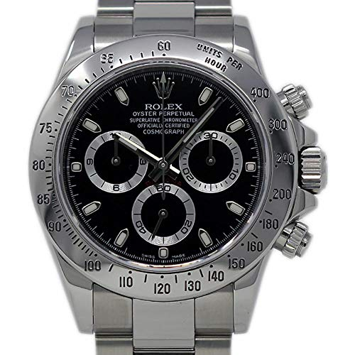 (Rolex Daytona Swiss-Automatic Male Watch 116520 (Certified Pre-Owned))