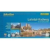 Lahntal-Radweg: Von der Quelle zum Rhein, 1:50 000, 247 km, GPS-Tracks-Download, wetterfest / reißfest (Bikeline Radtourenbücher)