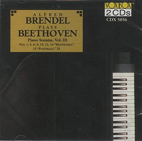 Beethoven: Ranking TOP3 Piano Free Shipping New Vol.3 Sonatas