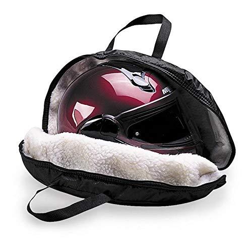(Helmet Carrying Bag For Motorcycle/Biking / ATV/UTV / Scooter/Snowboard Helmet. One size fit all.)