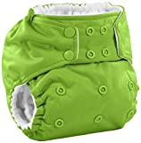 Rumparooz One Size Cloth Pocket Diaper Snap, Tadpole